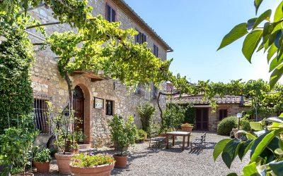 Toskana: Villa di Sotto