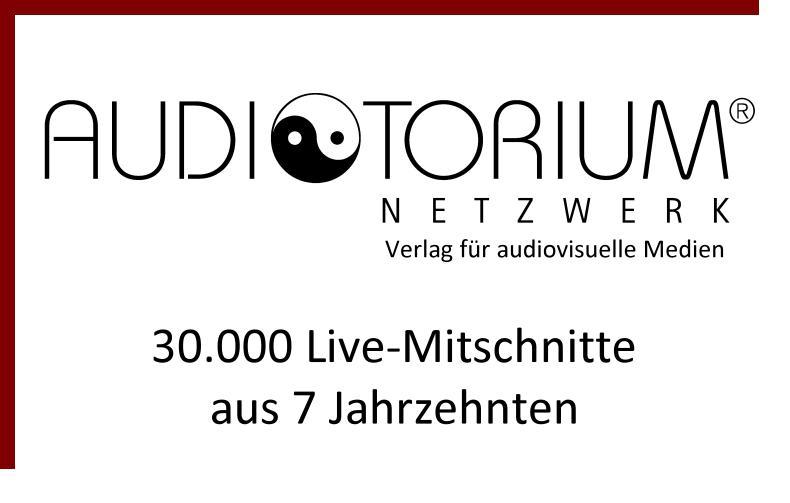 Auditorium Netzwerk
