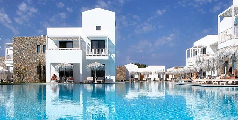 Griechische Inseln: